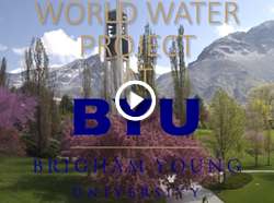 BYU World Water Project Webinar